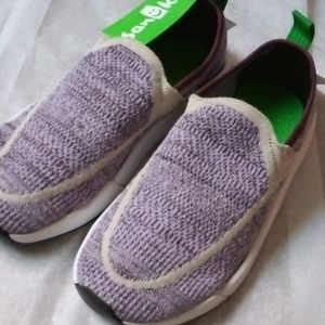 SANUK Chiba Quest Knit Sneakers Size 6 NEW IN BOX